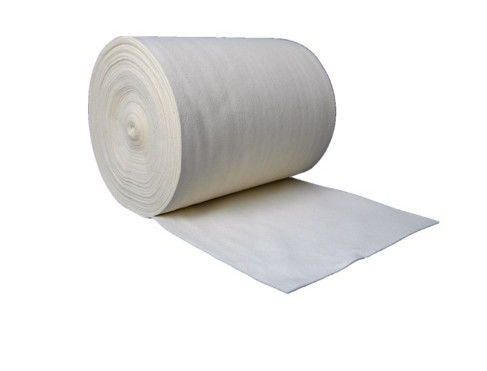 Air Filtration Media High Temperature Fabric Cloth / Nomex Needle Filter Fabric